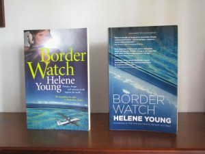 Wings of Fear, Border Watch, Helene Young