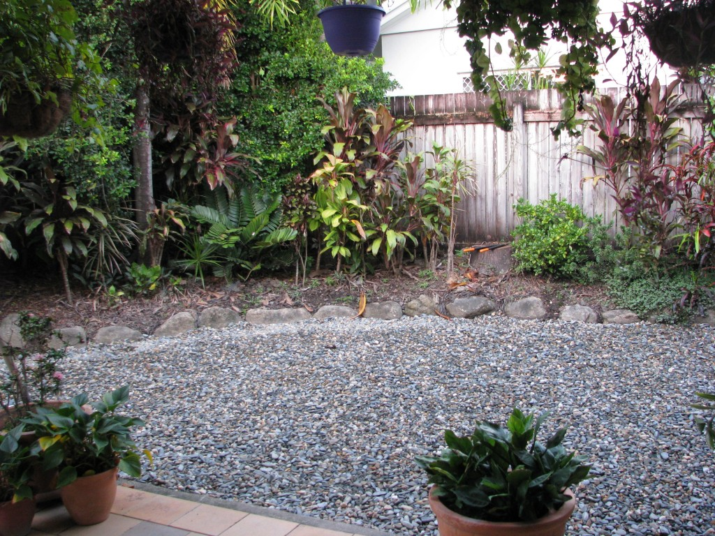 blog australian romantic suspense backyard make over border watch