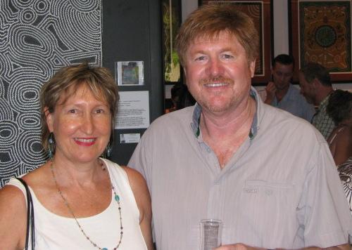 Mark Bonthorne and Mrs Bonthorne