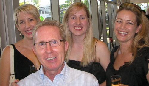 Tash, Graham, Cassie and Dana