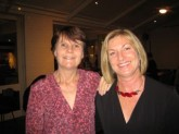 Felicity Young and me