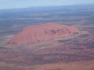 Magnificent Uluru