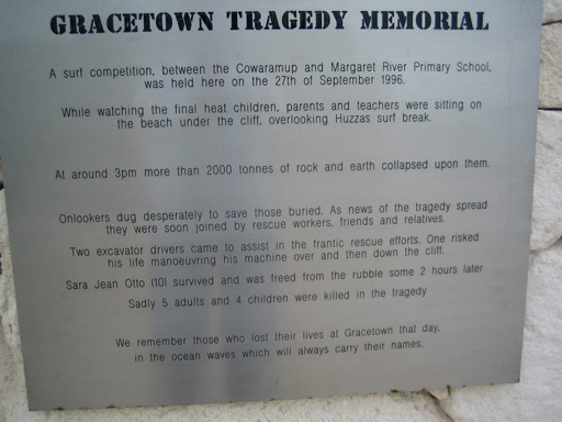 Gracetown-the story