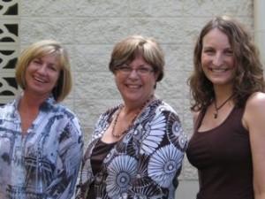 Helene Young, Barbara Hannay, Elizabeth Martin