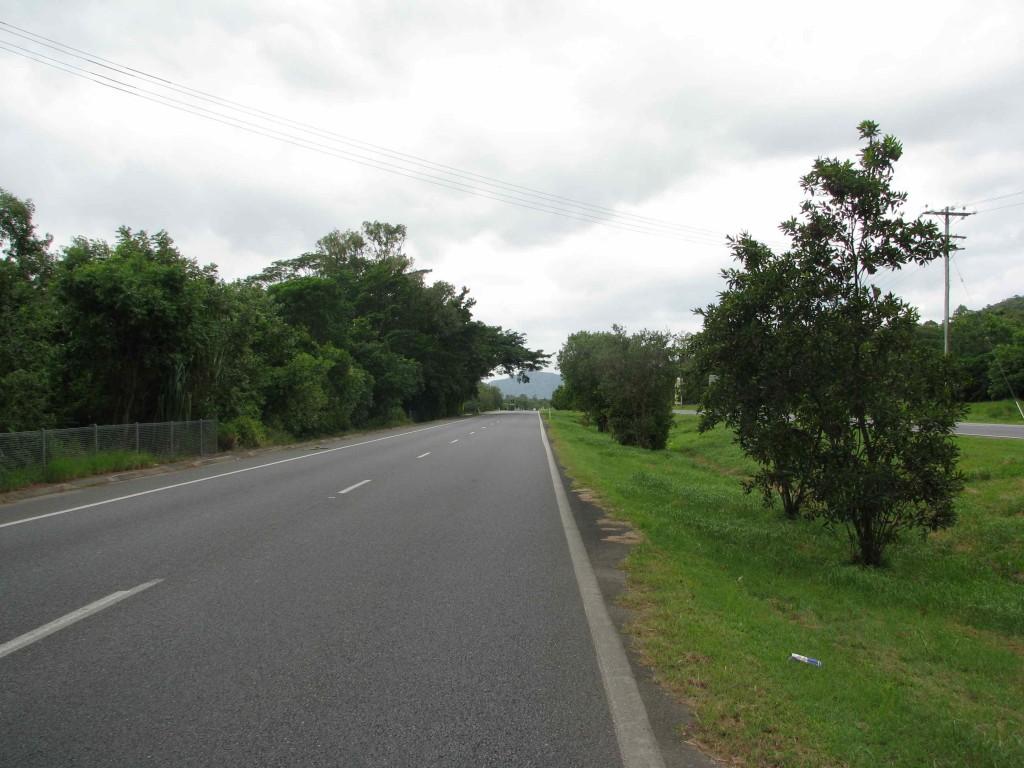 Deserted Cook Highway