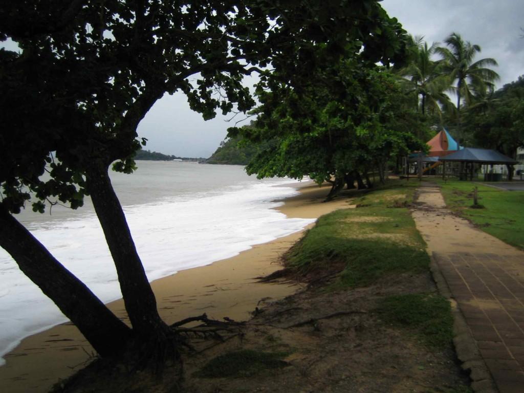 Trinity Beach, Cyclone Yasi