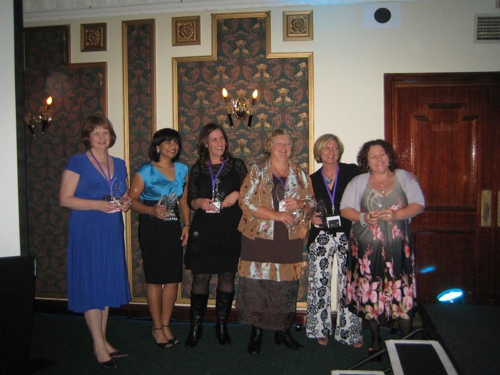 ARRC 2011 award winners