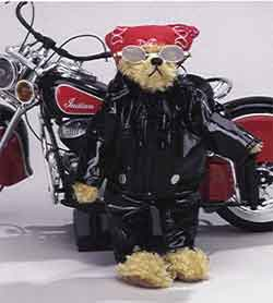 Teddy Bear Motorcycle Charity Ride